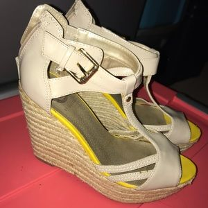 Shoes - G by Guess Espadrille Wedges